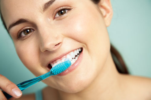 Bad Brushing Habits Beautiful Smiles CA 95695-2986