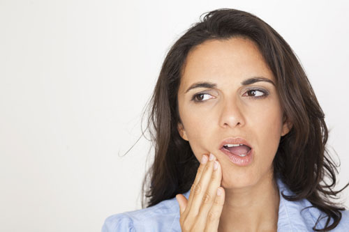 Problems with Not Treating Acute Oral Pain